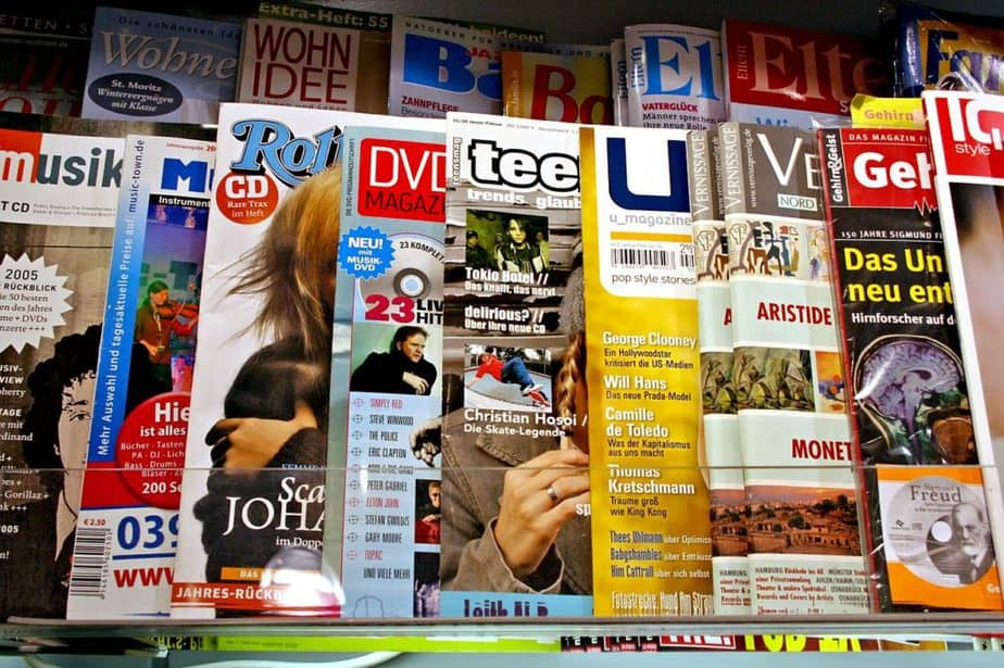 Fachwissen in Spezialmagazine veröffentlichen