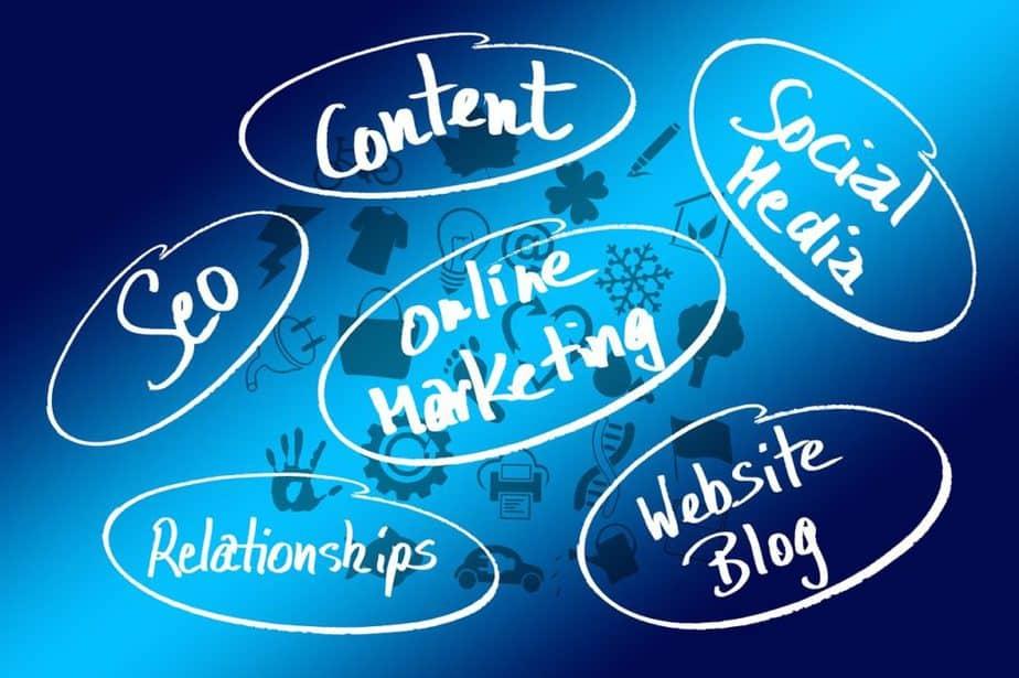 Zu jeder neuen Positionierung gehören Social Media Maßnahmen.
