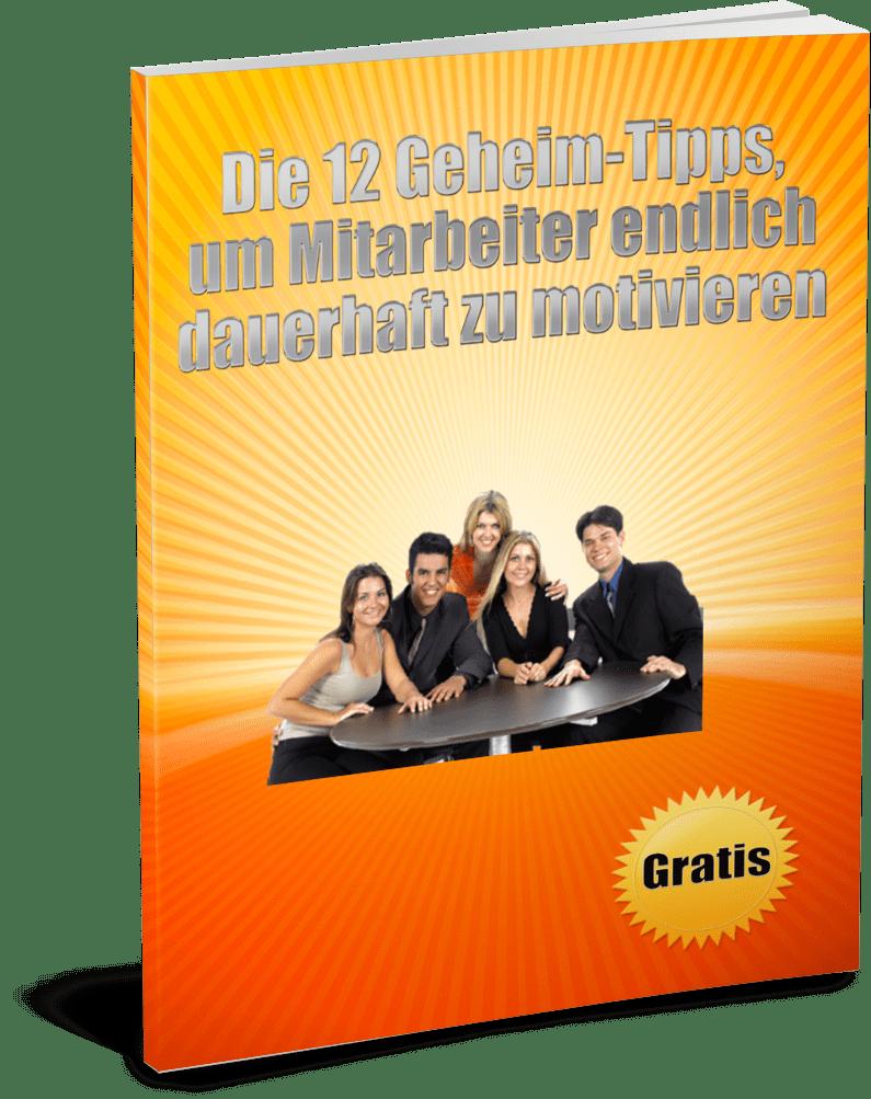 Tipps zur dauerhaften Mitarbeitermotivation