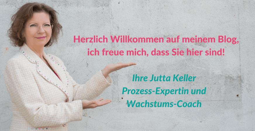 Jutta Keller Prozess-Expertin und Wachstums-Coach für KMU