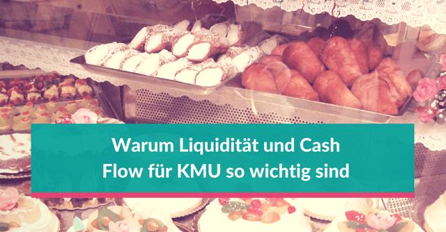 Cash Flow ist wichtig - nur wer weiß, wie liquide sein Unternehmen gerade ist, kann Ausgaben planen.