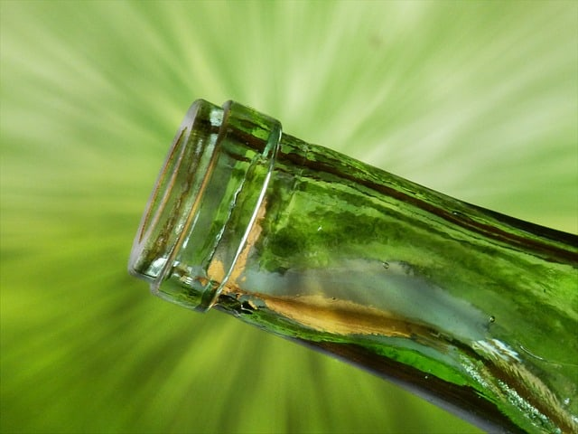 Flaschenhälse zeigen immer die Not zu handeln