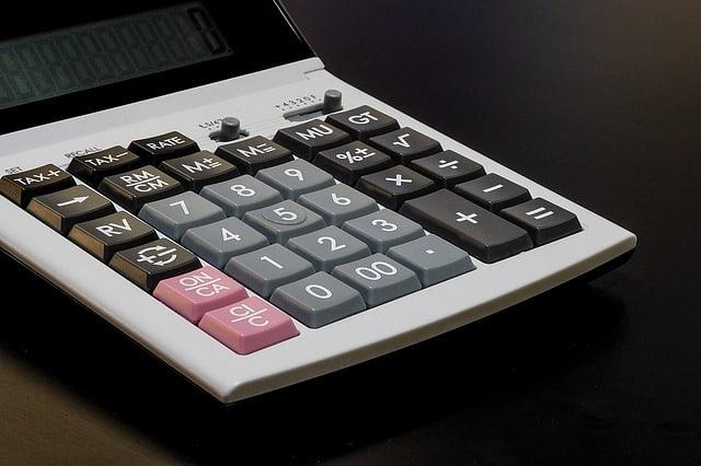 Umsätze ermitteln anhand festgelegter Kennzahlen