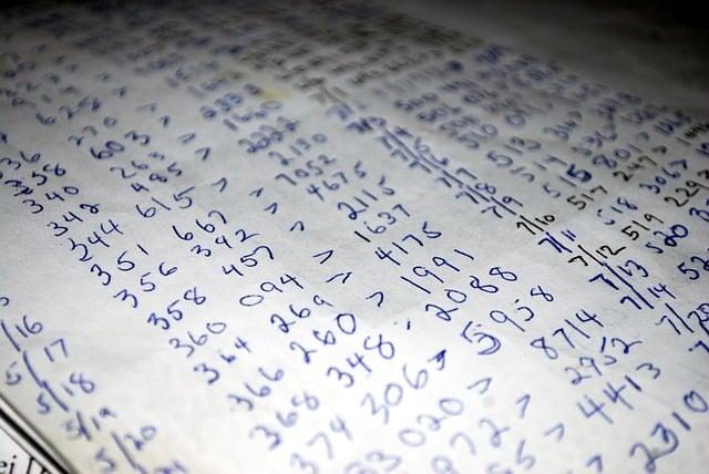 Zahlen als Basis nutzen