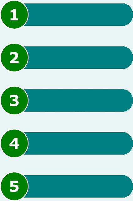 Eine Liste erstellen mit allen Aufgaben des Tages hilft einen Überblick zu gewinnen.